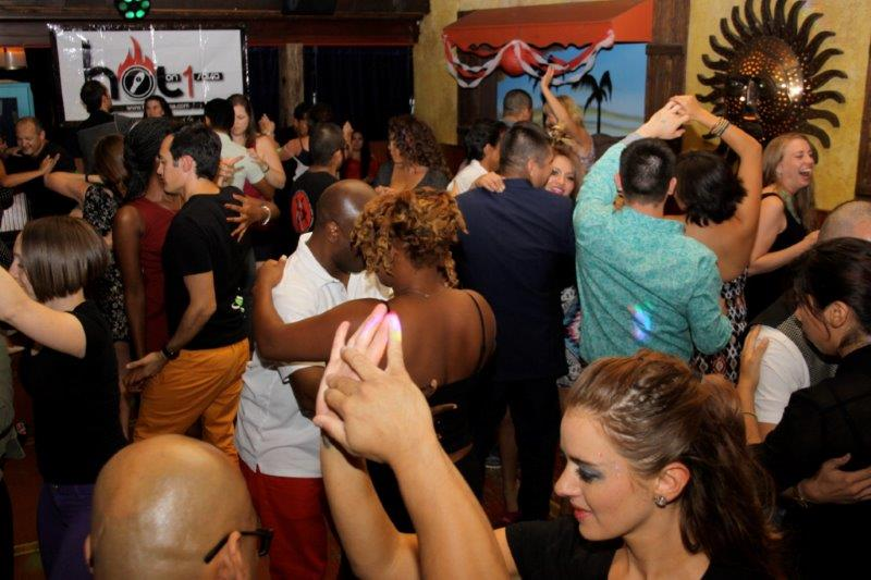 Social Dancing at Patrons Hacienda